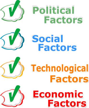 strategic position: concept speech cloud illustration of social individual politics