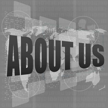 chronologie: pix�lis�s mots � notre sujet sur l'�cran digital, concept d'entreprise