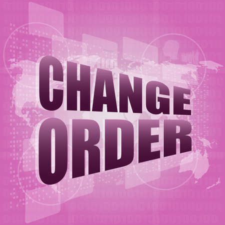 pixeled: Pixeled words change order on digital touch screen