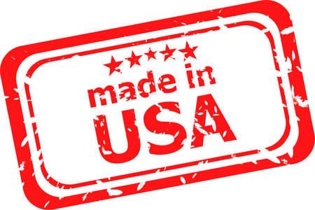 guaranree: Made in USA stamp