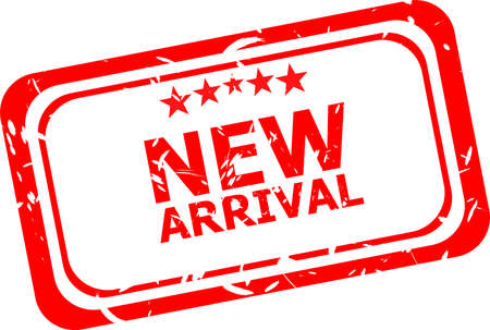new products: Grunge new arrival rubber stamp