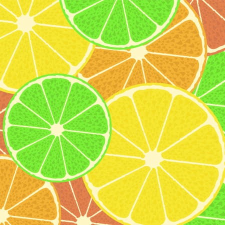 Citrus seamless pattern background wallpaper photo
