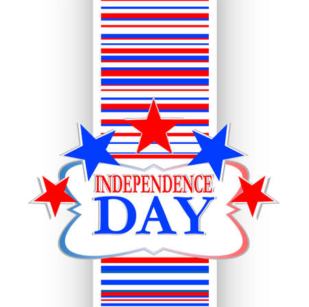 Abstract Usa independence background Stock Photo - 19262770