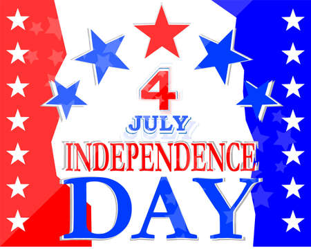 Independence Day Design Stock Photo - 19335866