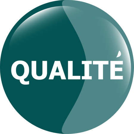 choise: qualite, best seller stickers icon button