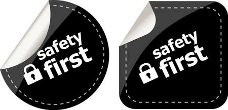 proxy: Secure Lock Sign Label, safety first