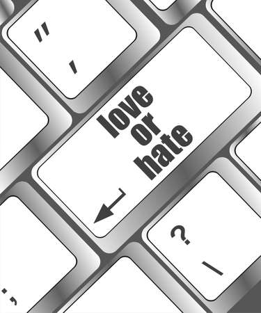impressions: love or hate relationships communication impressions ratings reviews computer keyboard key