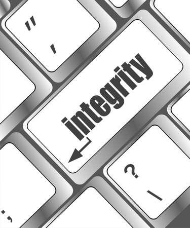lame: word intergity on computer keyboard key