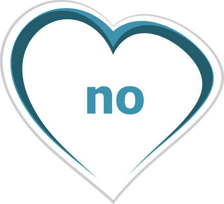 romance strategies: social concept, no word on love heart