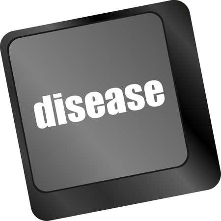 elearn: A computer keyboard with disease keys