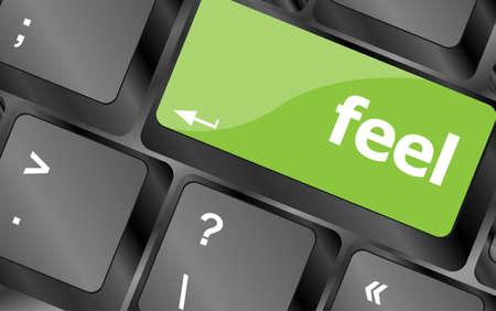 button computer: sentir la palabra clave en el teclado, bot�n del ordenador port�til