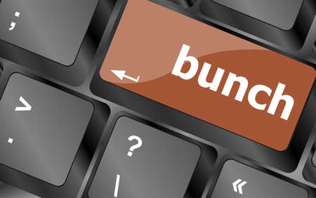 bunch word on computer keyboard key photo