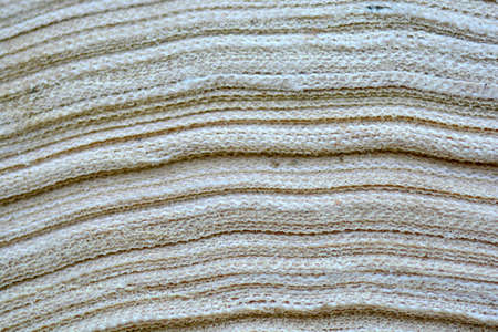 extruded material, close up Stock Photo