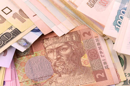 european money: european money set background