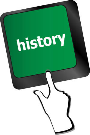 biography: Laptop keyboard and key history on itvector