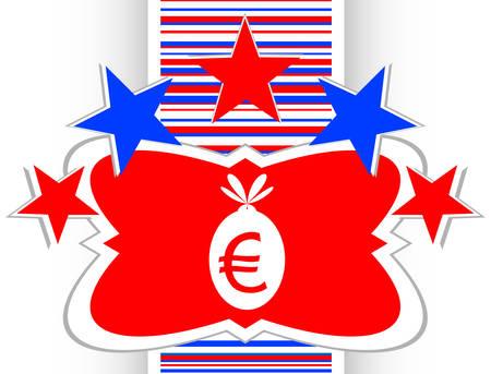 money sack: icon button money sack isolated on white vector