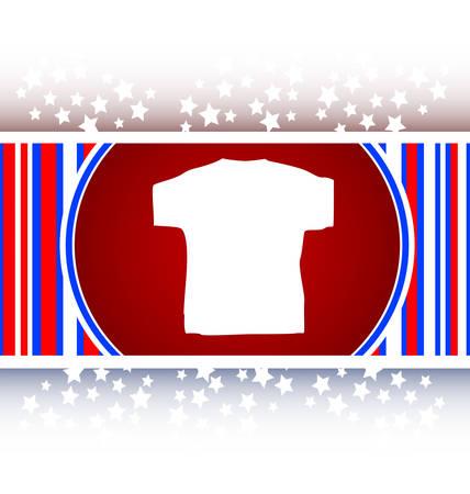 poliester: Ropa de mujer o hombre. T-shirt icono aislado Vectores