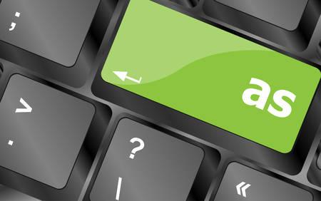 par�?s: como bot�n de tecla del teclado del ordenador Vectores
