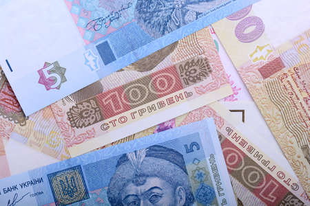 hryvna: background of the Ukrainian money - UAH