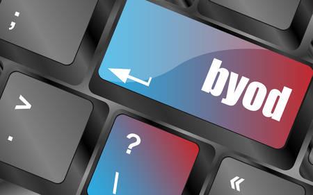data entry: Byod keyboard key of a notebook computer vector, keyboard keys, keyboard button
