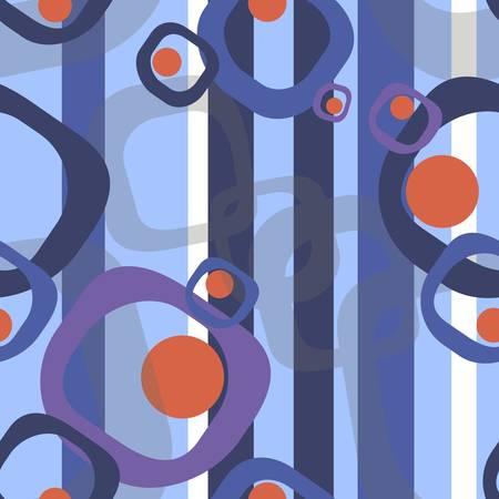 tile able: Retro texture1970-1980 Illustration