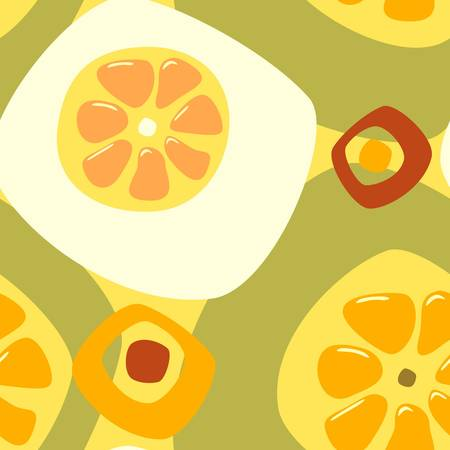 Vector abstract background with light motives of the summer and autumn Vector