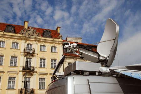 tv transmission on line