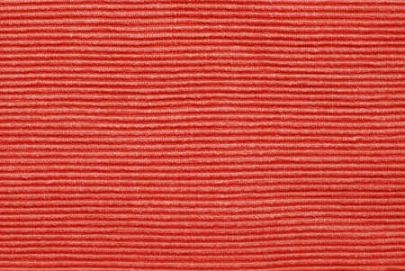 cotton fabric: Red deep relief cotton fabric