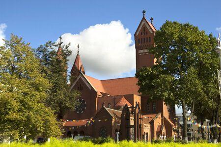 catholic chapel: Catholic Chapel of St Simon and St Elena in Minsk, Belarus