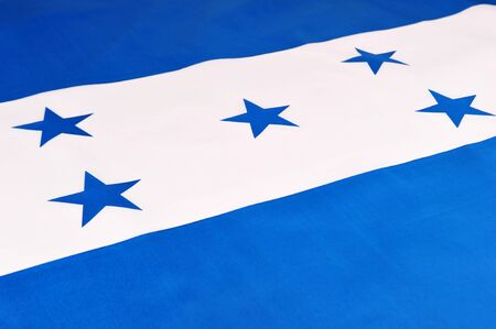 Flag of Honduras photo