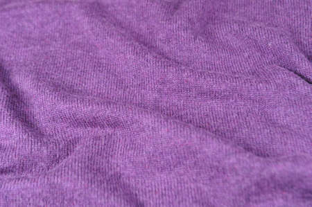 Wave background of purple wool texture photo