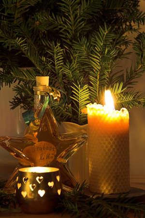 Weihnachten Stilleben  Standard-Bild - 1355640
