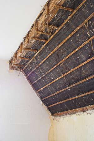 insolaci�n: antiguo aislamiento t�rmico