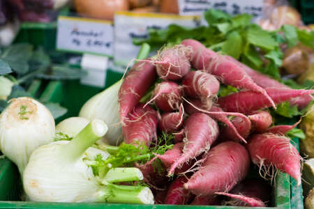 veg: veg stall on a market