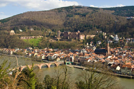Heidelberg Stock Photo - 3972531
