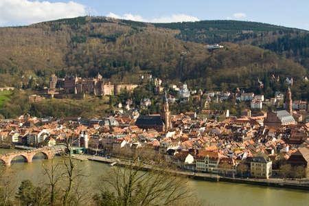 Heidelberg Stock Photo - 3972533