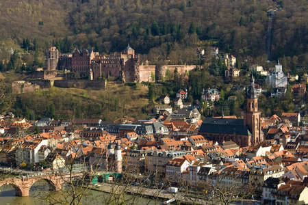 Heidelberg Stock Photo - 3972532