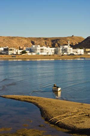 Sur, Oman Standard-Bild - 4620891