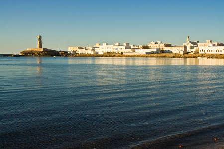 Sur, Oman Standard-Bild - 4620895