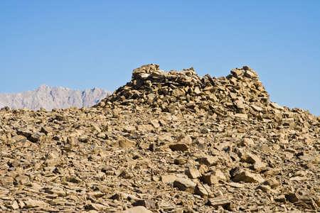 Beehive Tomb, in Bat, Oman Stock Photo - 6981647