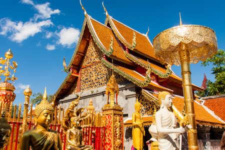 mai: Wat Phra That Doi Suthep, Chiang Mai, Thailand
