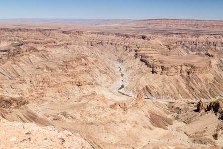 southern africa: Fish River Canyon, Namibia, southern Africa