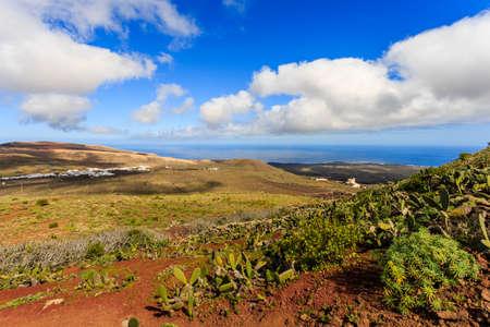 north of Lanzarote, Canary Islands, Spain