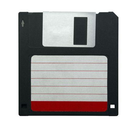 megabytes: Black 3.5