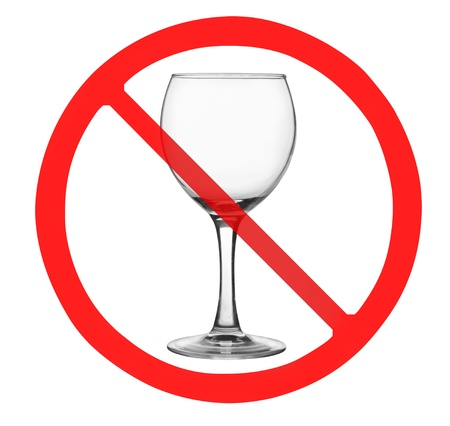 alcohol abuse: Sign