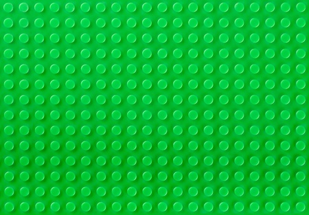 Green plastic toy constructor  background Stock Photo - 12066186