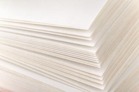 medium close up: Close up of book pages