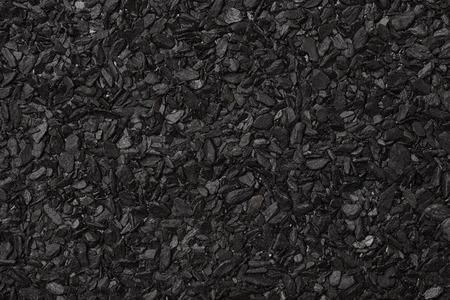 asphalt shingles: Close up of roll asphalt roofing material