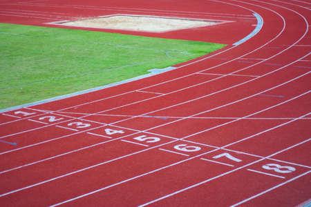 racetrack: racetrack running lanes