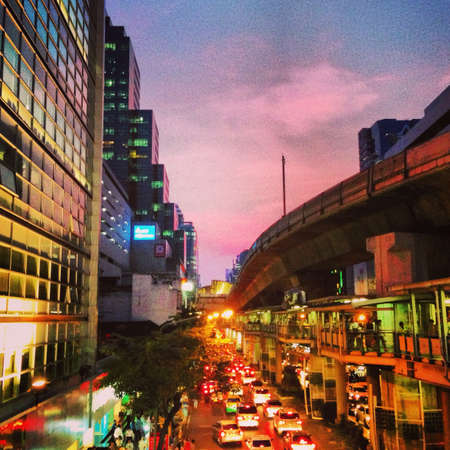 silom: Twilight at Silom